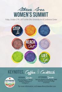 Women's Summit Poster