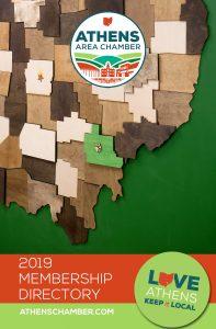 2019 Membership Directory Cover