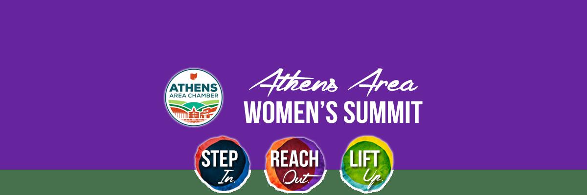 2021 women's summit hero image
