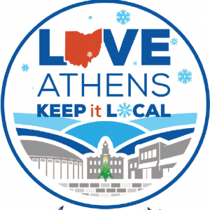 Holiday in Athens Logo