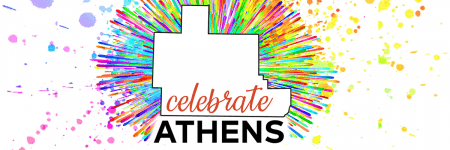 Celebrate Athens: 26th Annual Auction & Dinner logo